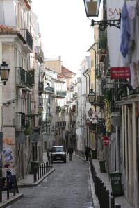 Lisbon, Bario Alto