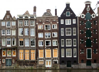 Stock photo of Amsterdam